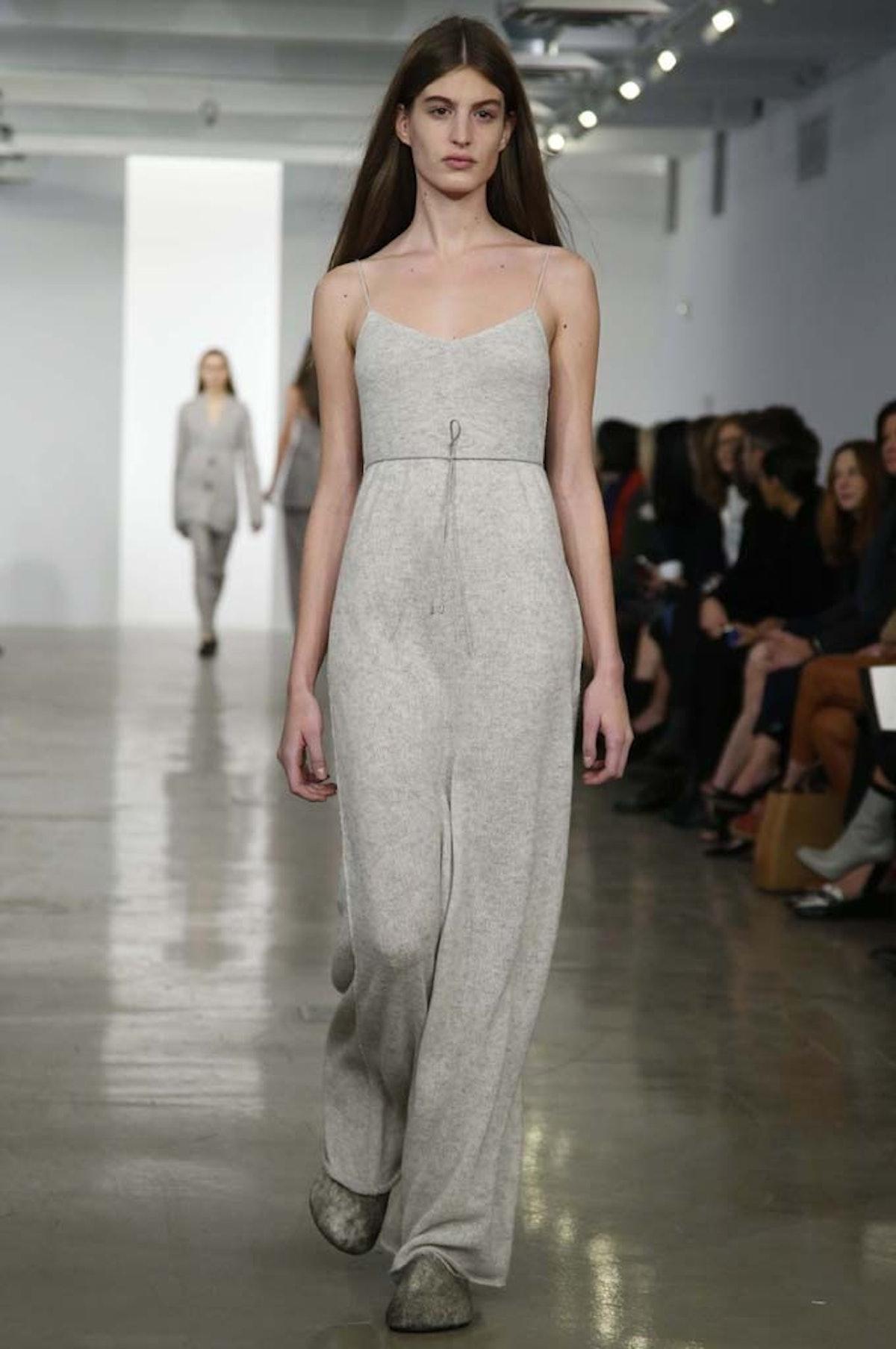 Calvin Klein Pre-Fall 2014. Photo: courtesy of the designer.