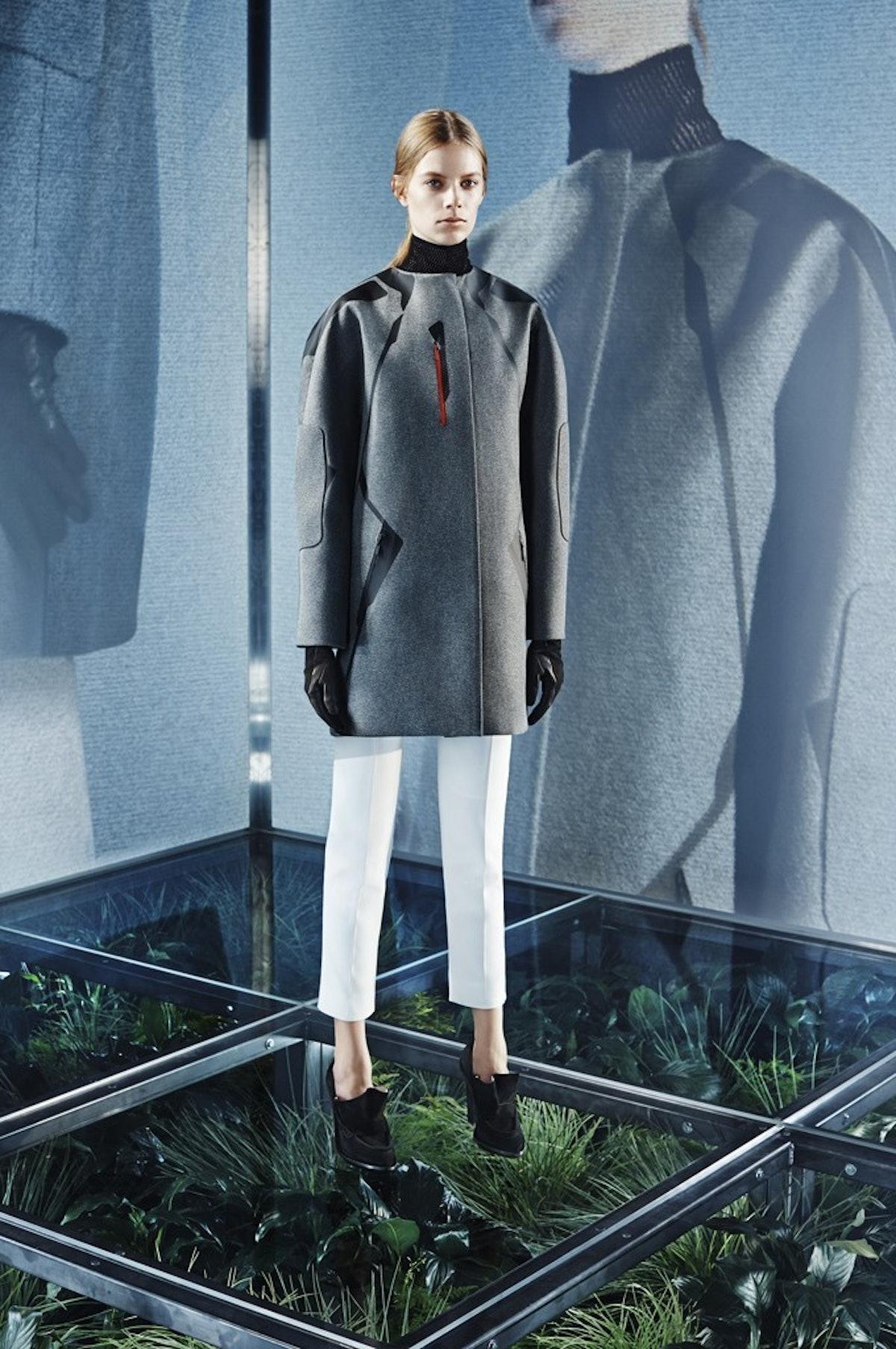 Balenciaga Pre-Fall 2014. Photo: courtesy of the designer.