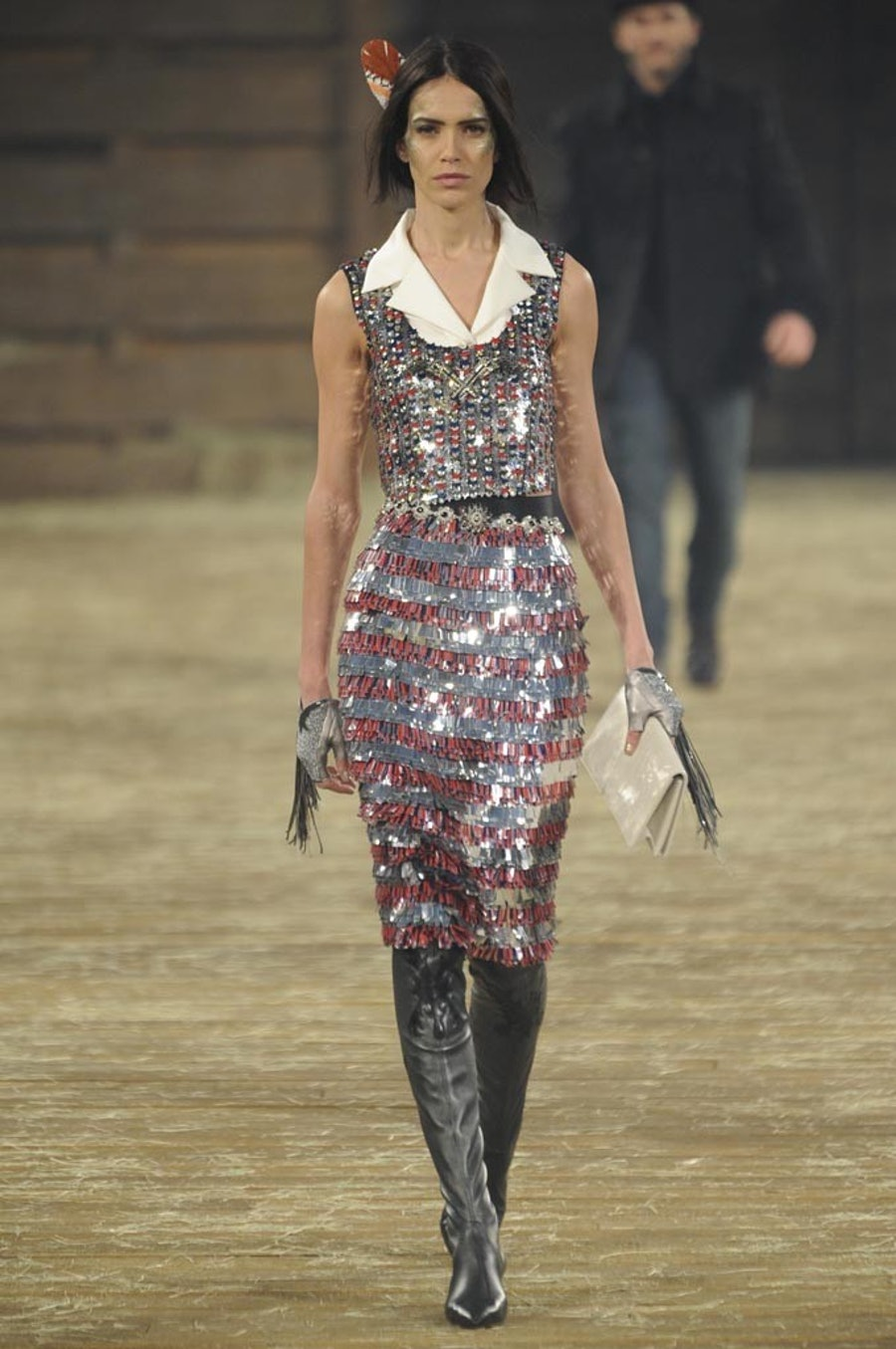 Chanel Pre-Fall 2014. Photo: courtesy of the designer.