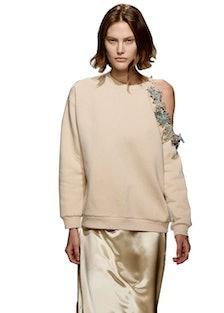 Christopher Kane sweatshirt, $3,045, [net-a-porter.com](http://rstyle.me/n/bxi5m3w3n).