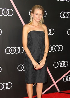 Naomi Watts in Calvin Klein Collection. Photo by WireImage.