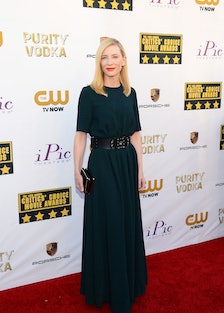 Cate Blanchett. Photo by Getty Images.