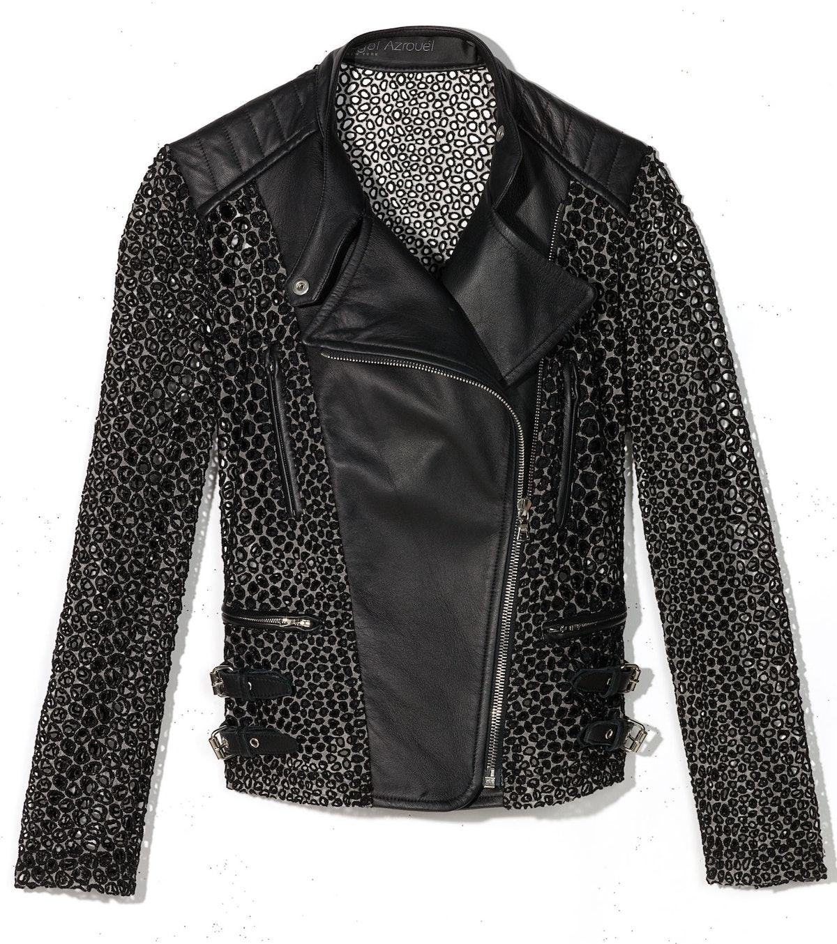 Yigal Azrouel jacket, $1,490, [nordstrom.com](http://rstyle.me/n/efdd43w3n).