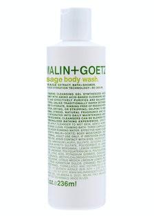 Malin + Goetz Sage Body Wash, $18, [malinandgoetz.com](http://www.malinandgoetz.com/body/sage-body-w...