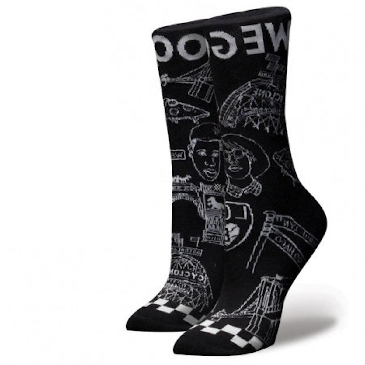 Stance x Santi Brooklyn Socks