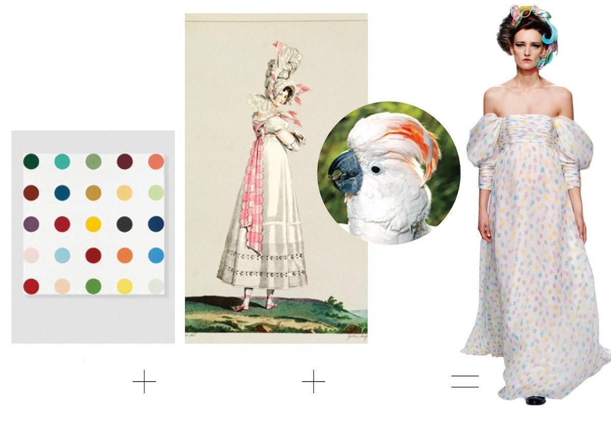 Schiaparelli Spring Couture 2014