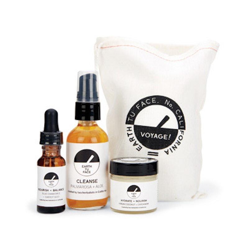Earth Tu Face products