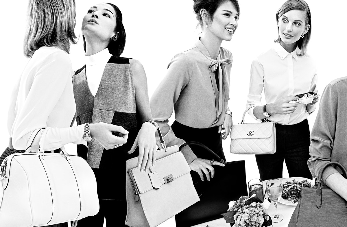 Valentino Ladies Who Lunch