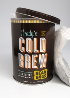 Grady's Cold Brew in a Can