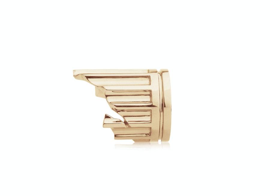 Completedworks gold ring