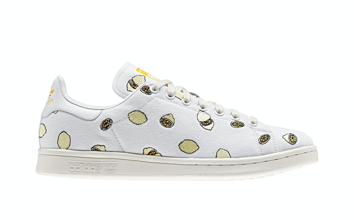 Stan Smith Adidas Lemon Sneakers