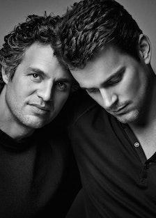 Mark Ruffalo and Matt Bomer