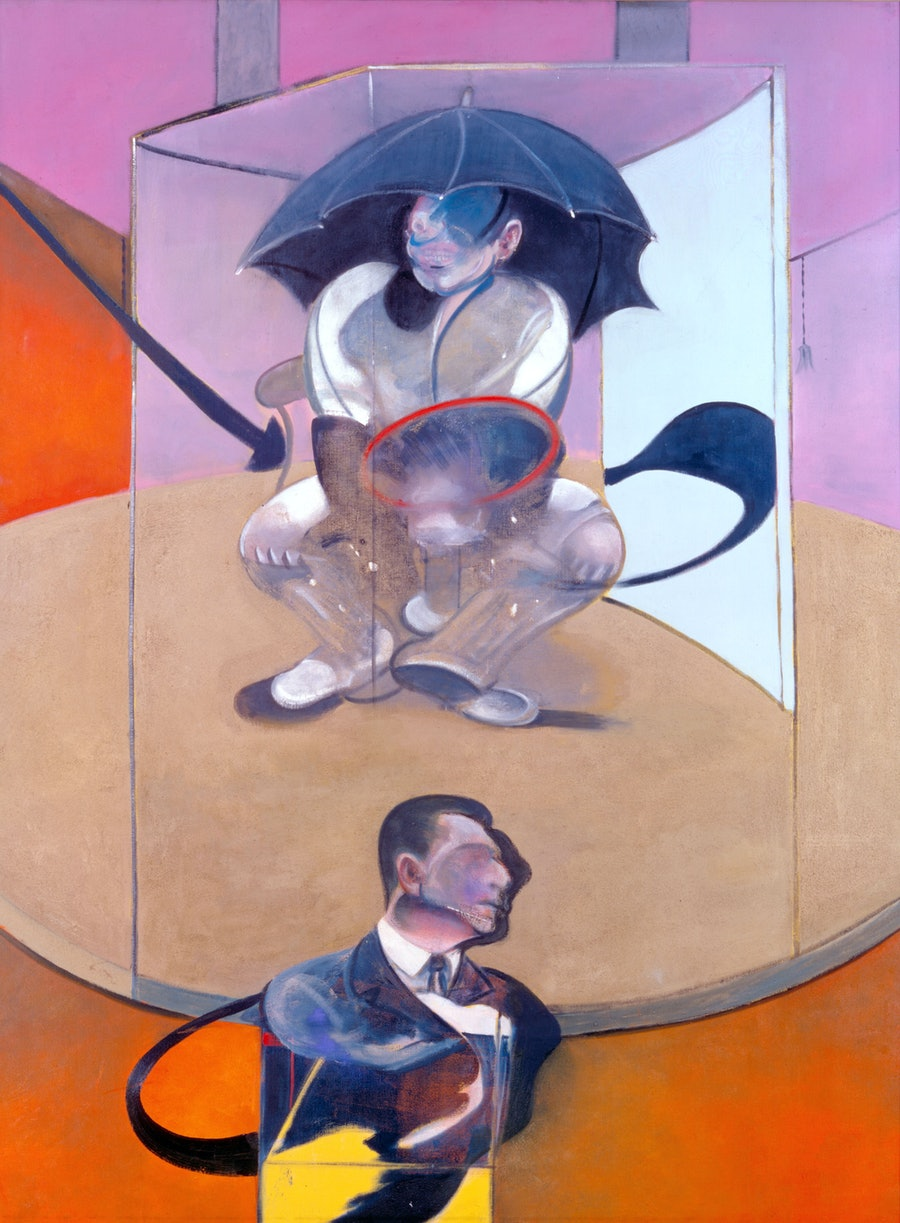 Francis-Bacon-Seated-Figure
