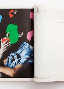John Baldessari W magazine 2007