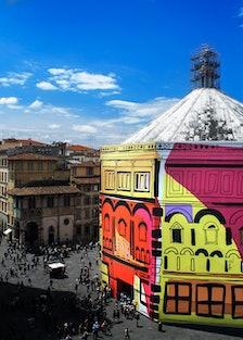 Piazza San Giovanni Pucci Makeover