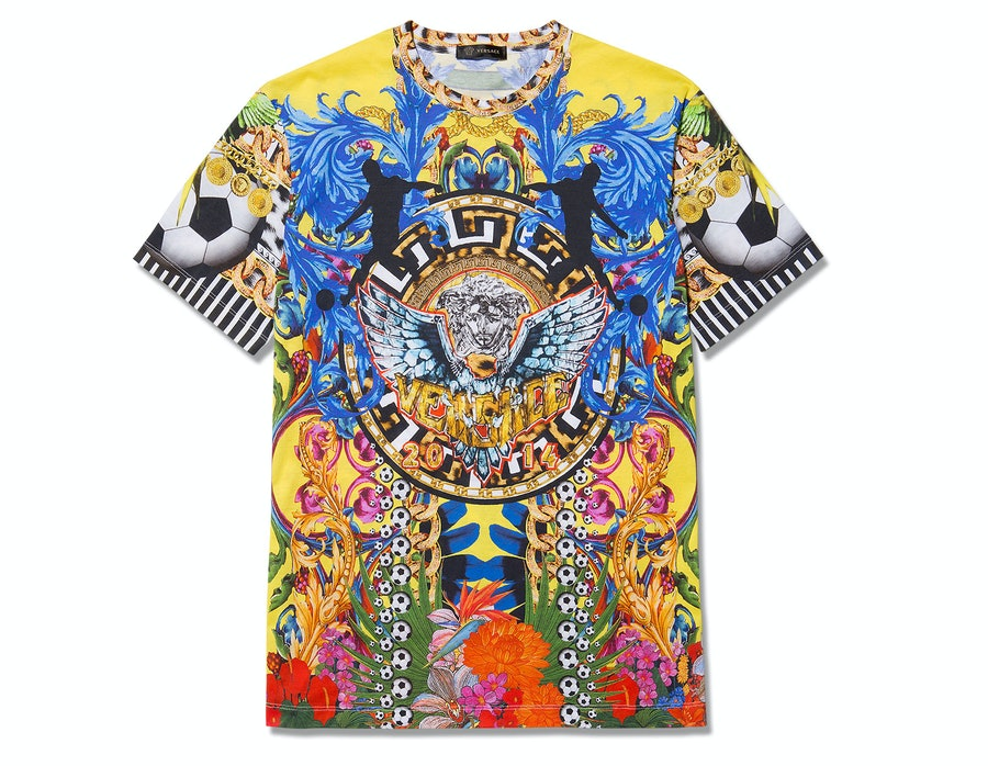 Versace World Cup Shirt