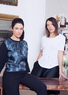 Kerrilynn Pamer and Cindy Diprima Morisse of CAP Beauty