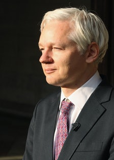 julian assange model