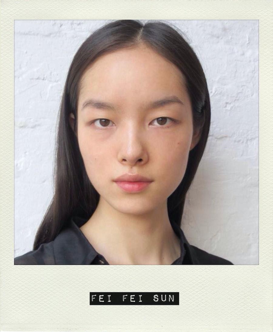 Fei Fei Sun polaroid