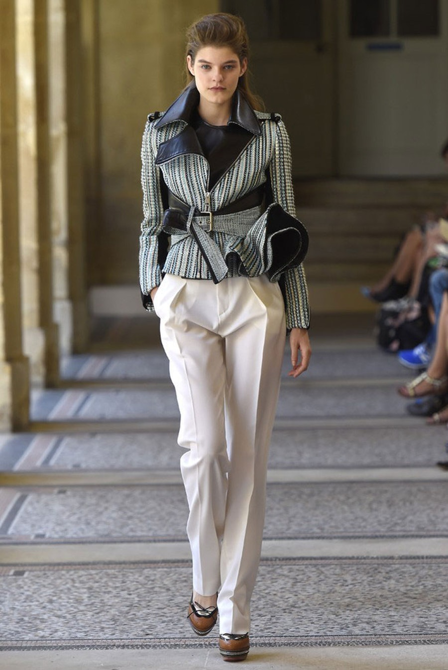 Bouchra Jarrar Fall 2014 Couture