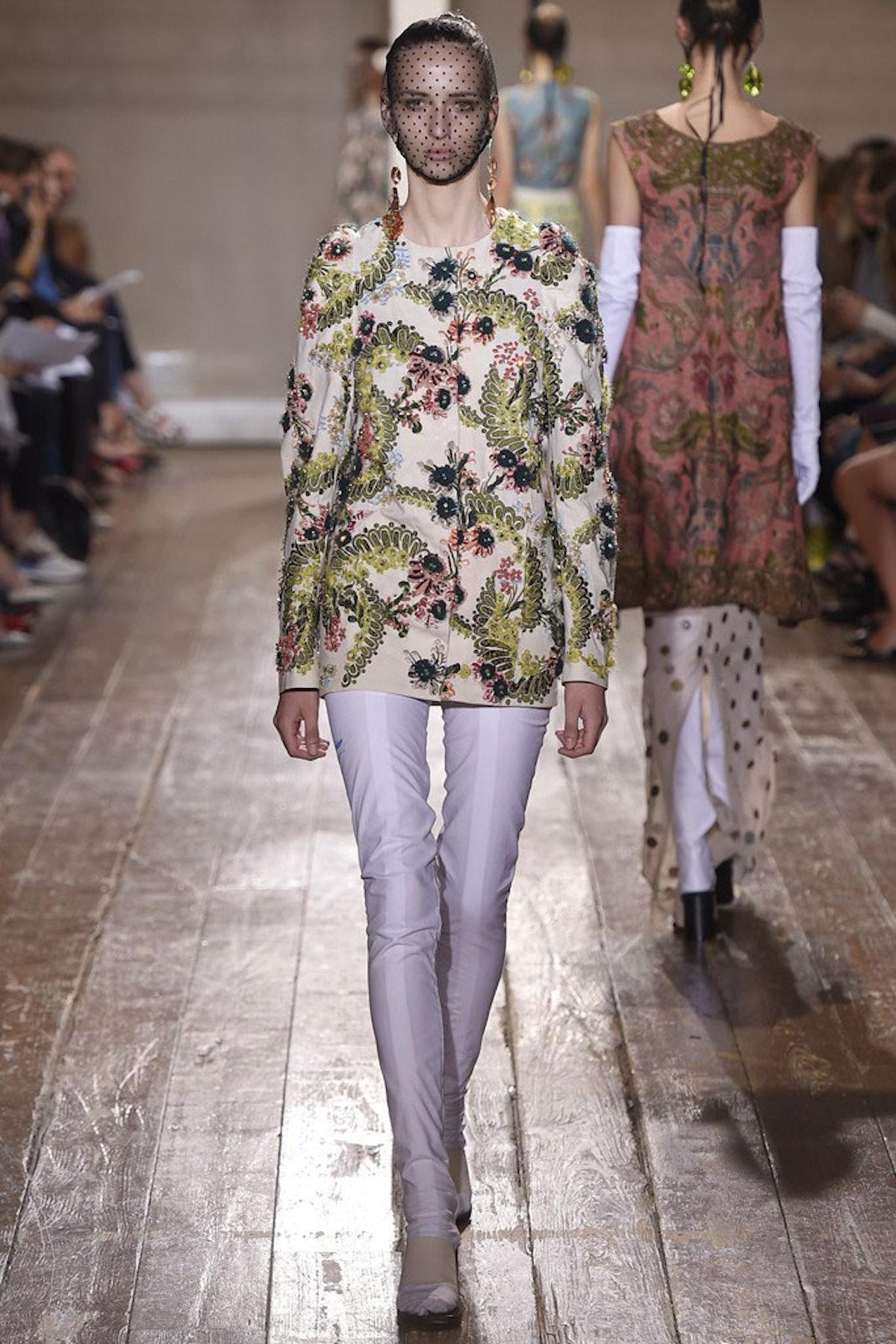Maison Martin Margiela Fall 2014 Couture