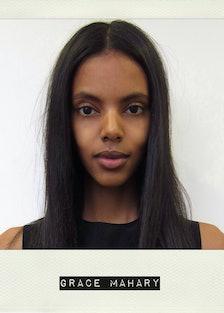 Model Grace Mahary Shares Her Beauty Secrets