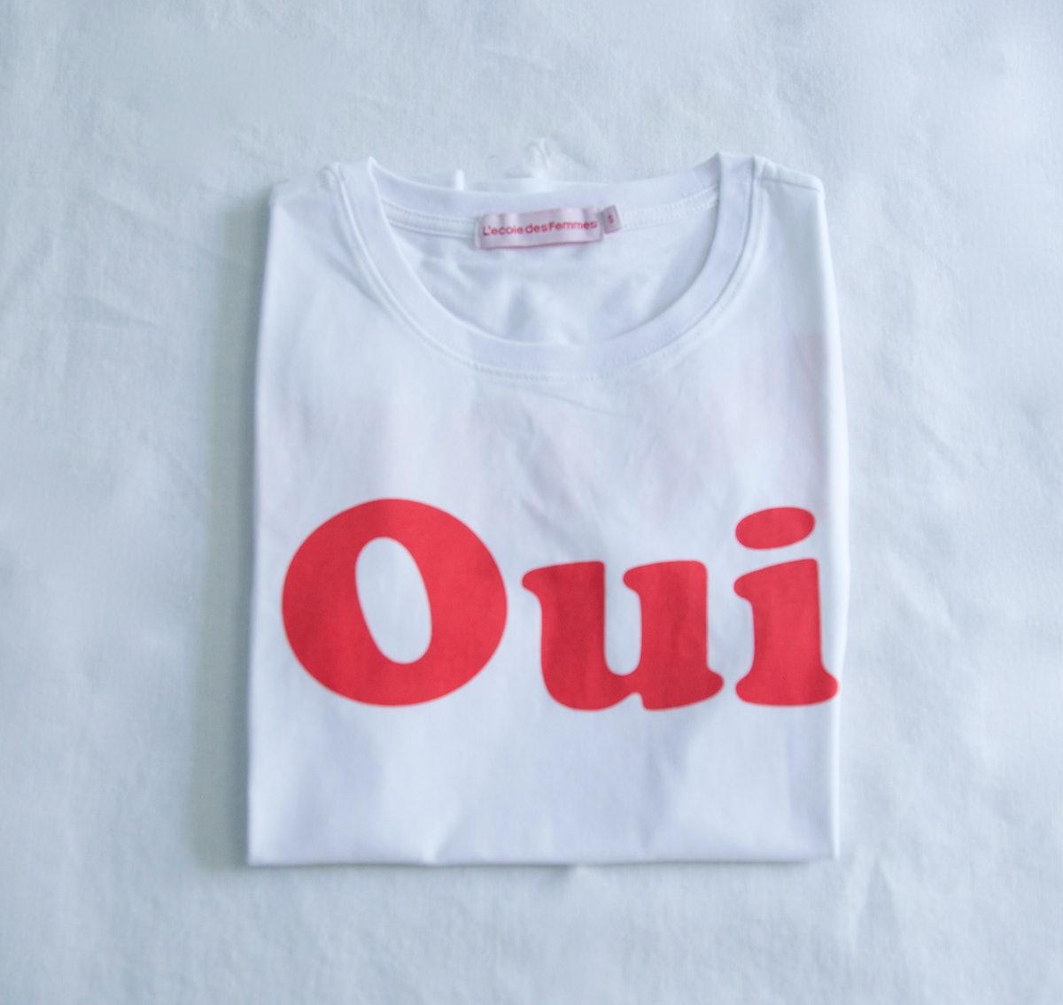 L'ecole Des Femmes Oui & Non T-Shirt