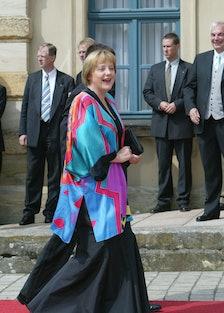 Angela Merkel Style