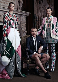 Thom Browne and Moncler