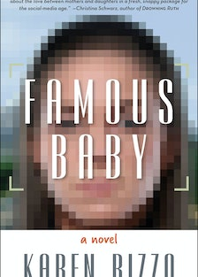 """""""Famous Baby"""" by Karen Rizzo"""