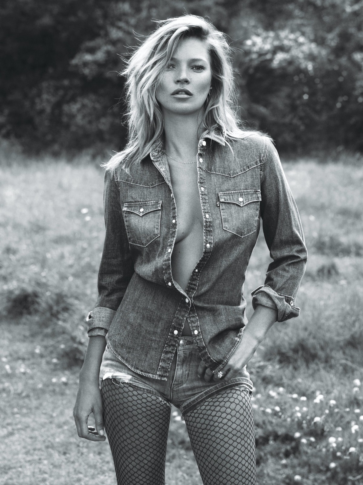 Kate Moss Denim