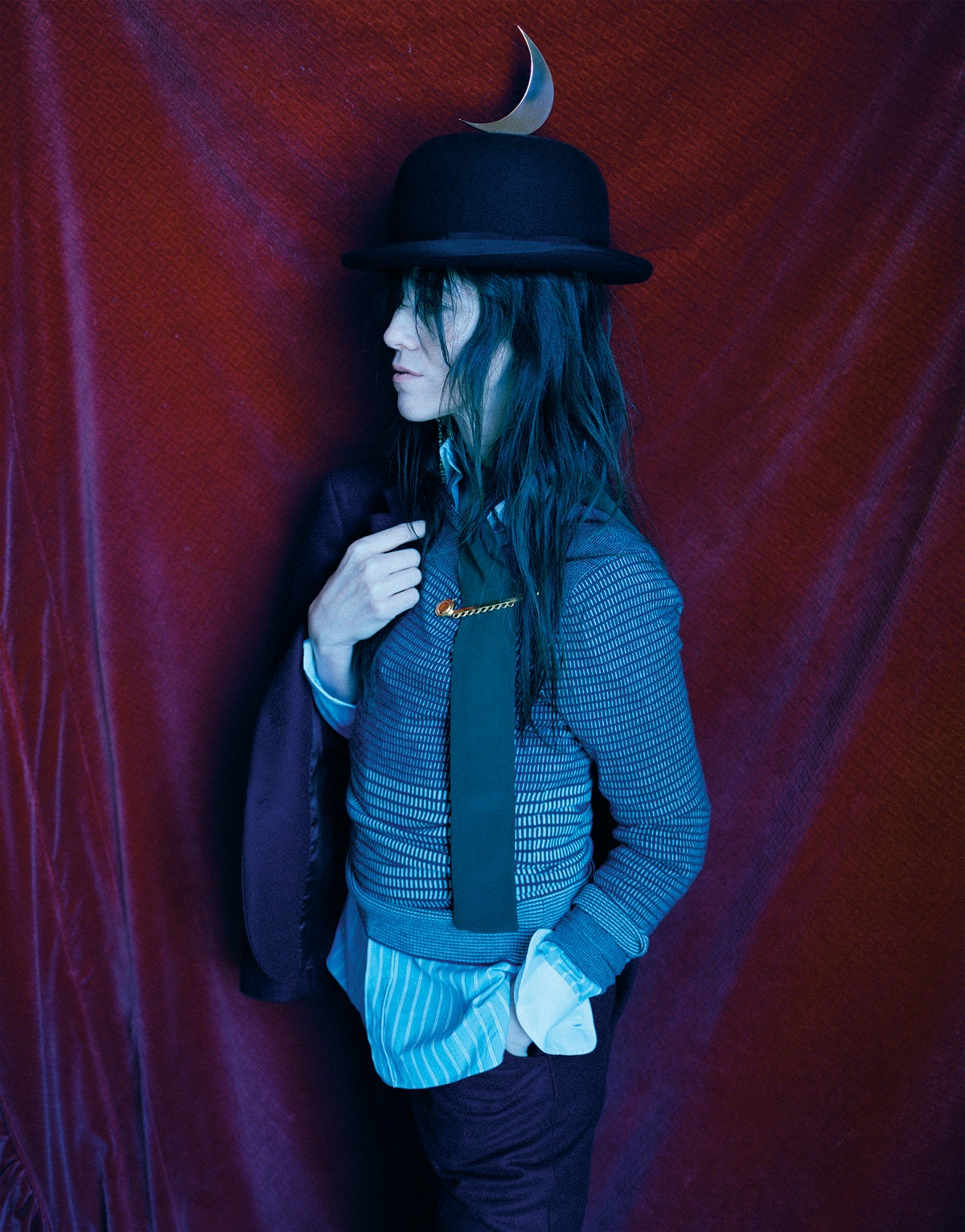 Charlotte Gainsbourg for Current/Elliott