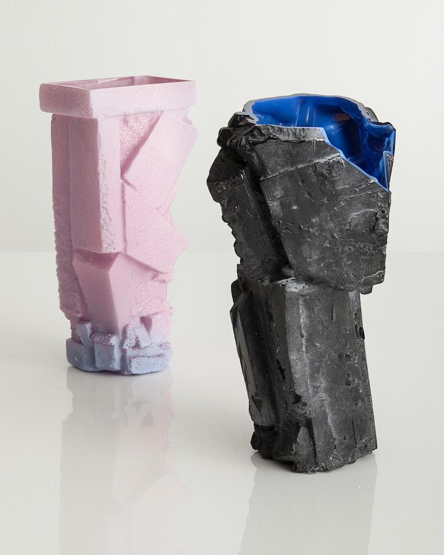 Thaddeus Wolfe vases
