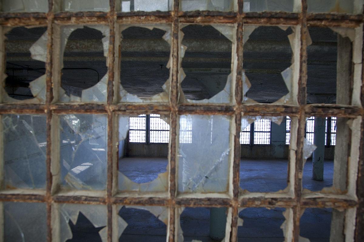 Ai Weiwei on Alcatraz