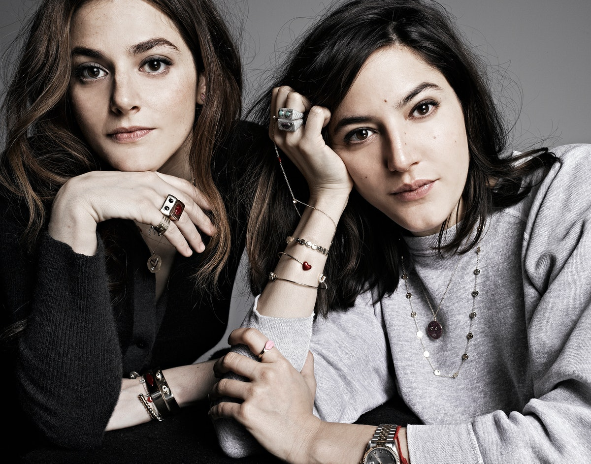 Alexandra and Alison Chemla