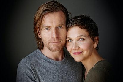 Ewan McGregor and Maggie Gyllenhaal