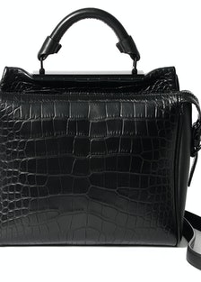 3.1 Phillip Lim Ryder small alligator leather satchel