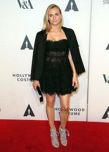 Diane Kruger in Elie Saab