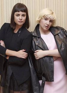 Nasty Gal's Sophia Amoruso and Lena Dunham