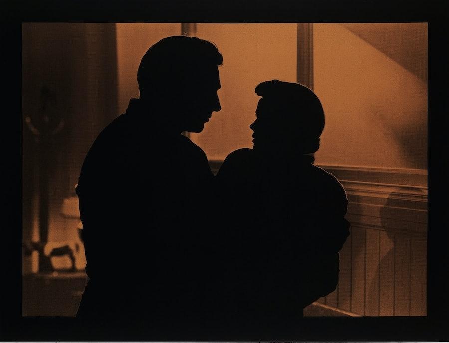 John Stezaker's Shadow