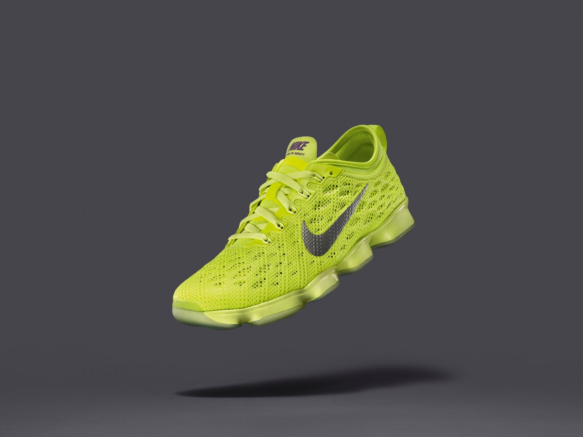 Nike Zoom Fit Agility sneaker