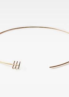 Vrai and Oro Ch'ien Necklace