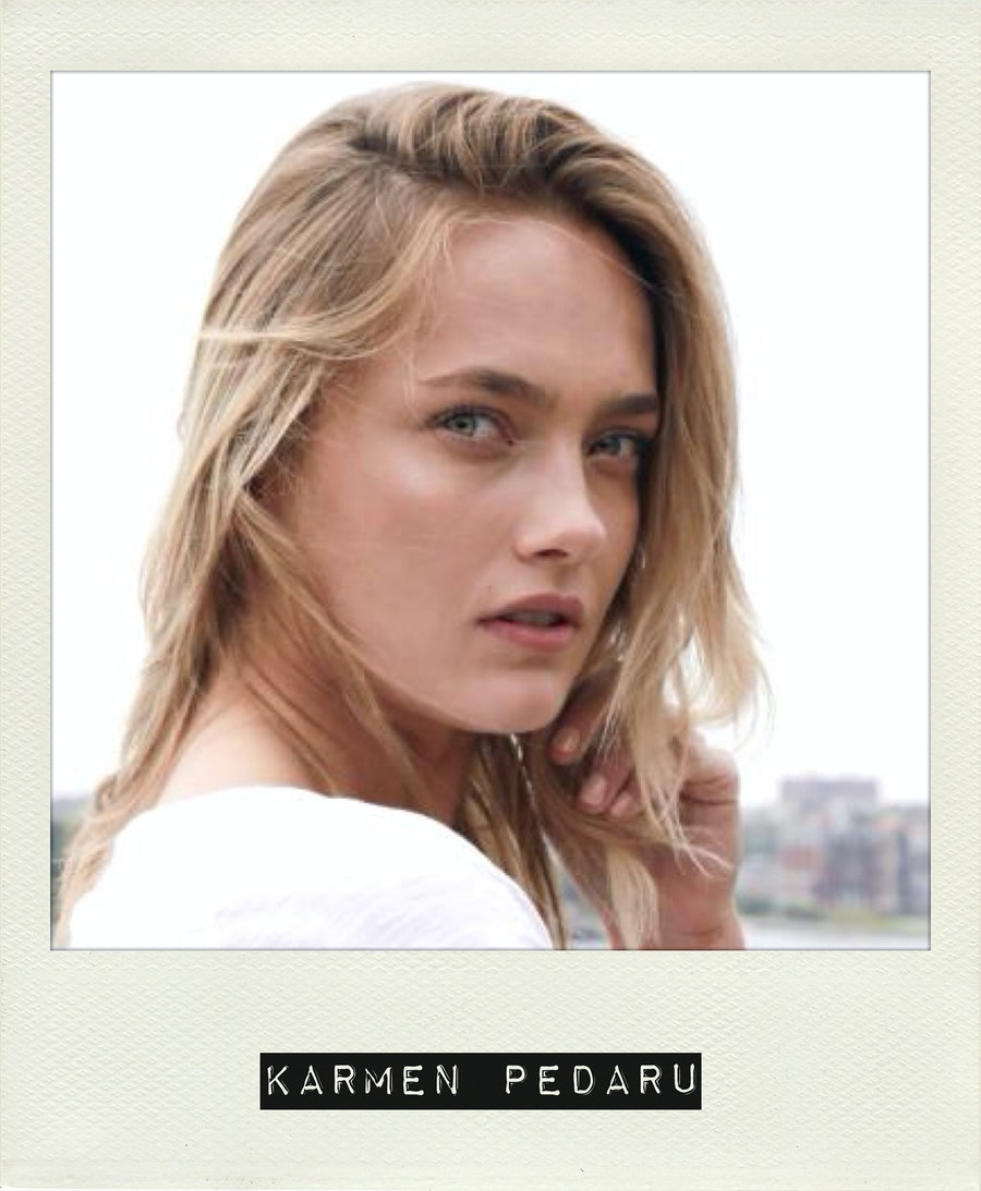 Model Karmen Pedaru Shares Her Beauty Secrets