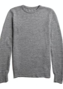Zady light grey sweater
