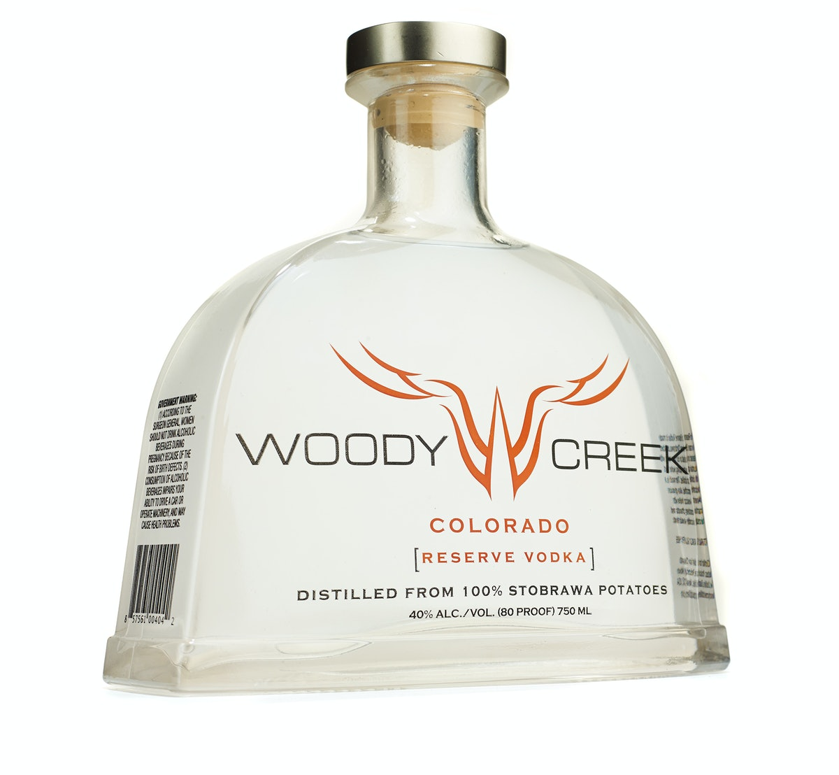 Woody Creek Colorado Reserve Vodka