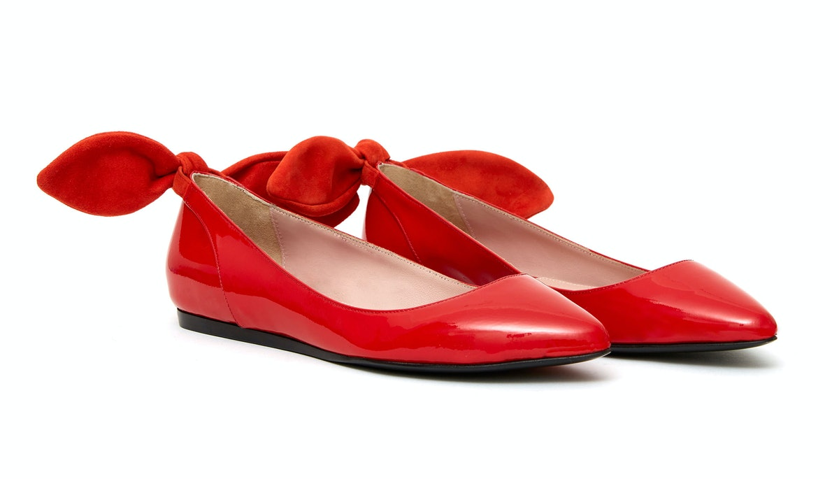 Carven Anniversary Limited-Edition Ballet Flats