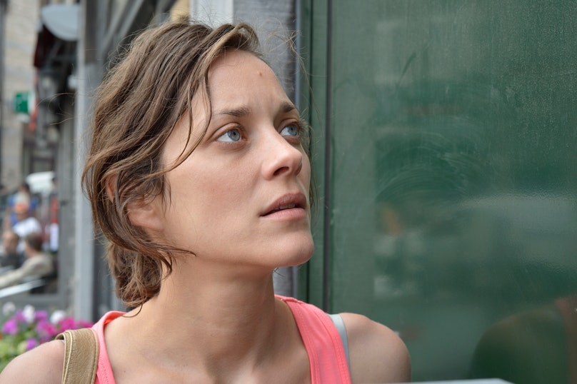 Cotillard in Two Days, One Night