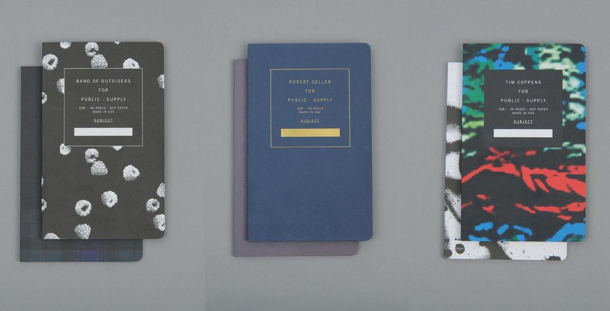Public Supply Notebooks
