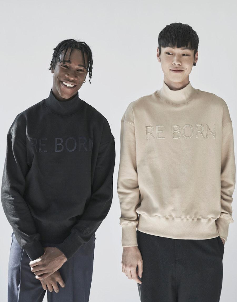 Fig Collective Reborn Sweatshirt