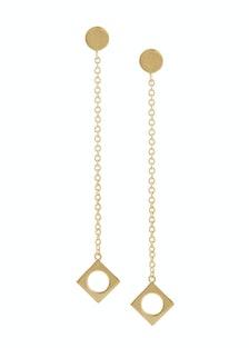 long-gold-earrings